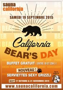 California Bear's Day