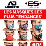 Le best-of des masques ES et ADDICTED